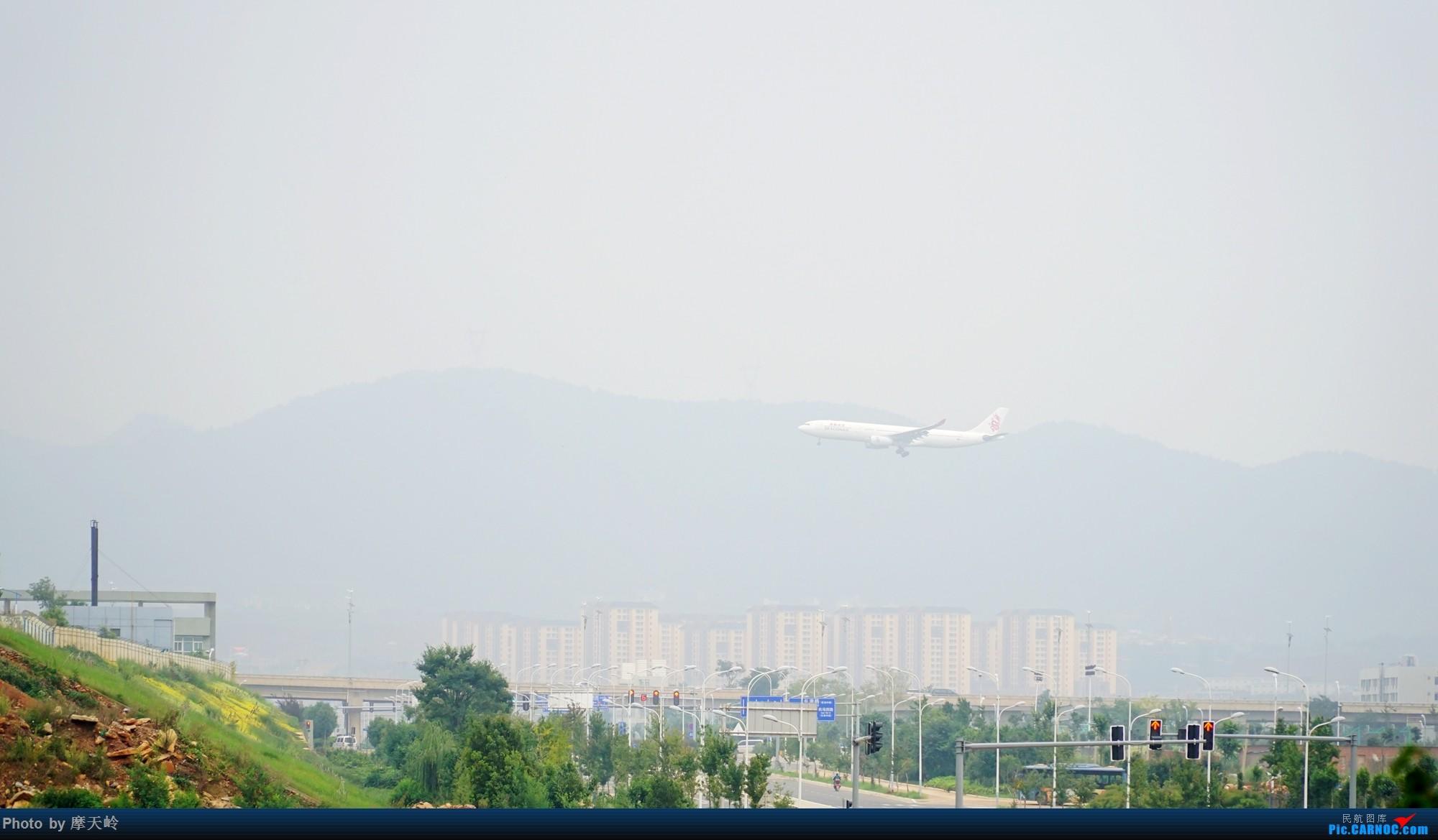 Re:[原创]长水下滑道拍机    中国昆明长水国际机场