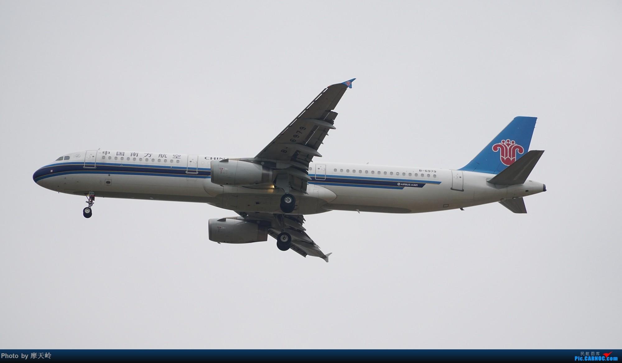 Re:[原创]长水下滑道拍机 AIRBUS A321-200 B-6979 中国昆明长水国际机场