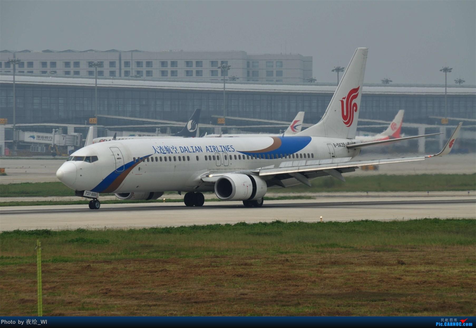Re:[原创]【NKG】新手第二发 1800*1200!各种好货 BOEING 737-800 B-5639 中国南京禄口国际机场