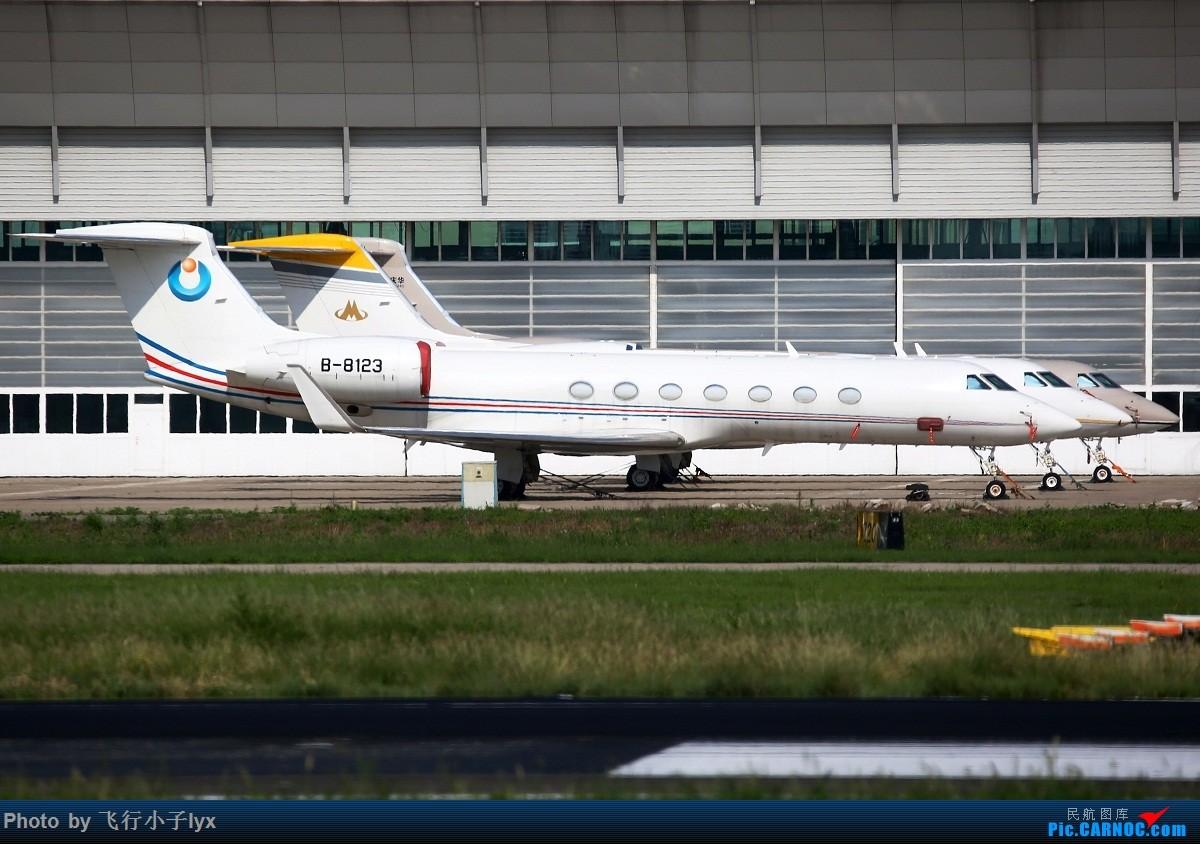 Re:[原创]以一组公务机为这个疯狂而充实的超长假期画上圆满的句号 GULFSTREAM G550 B-8123 中国北京首都国际机场