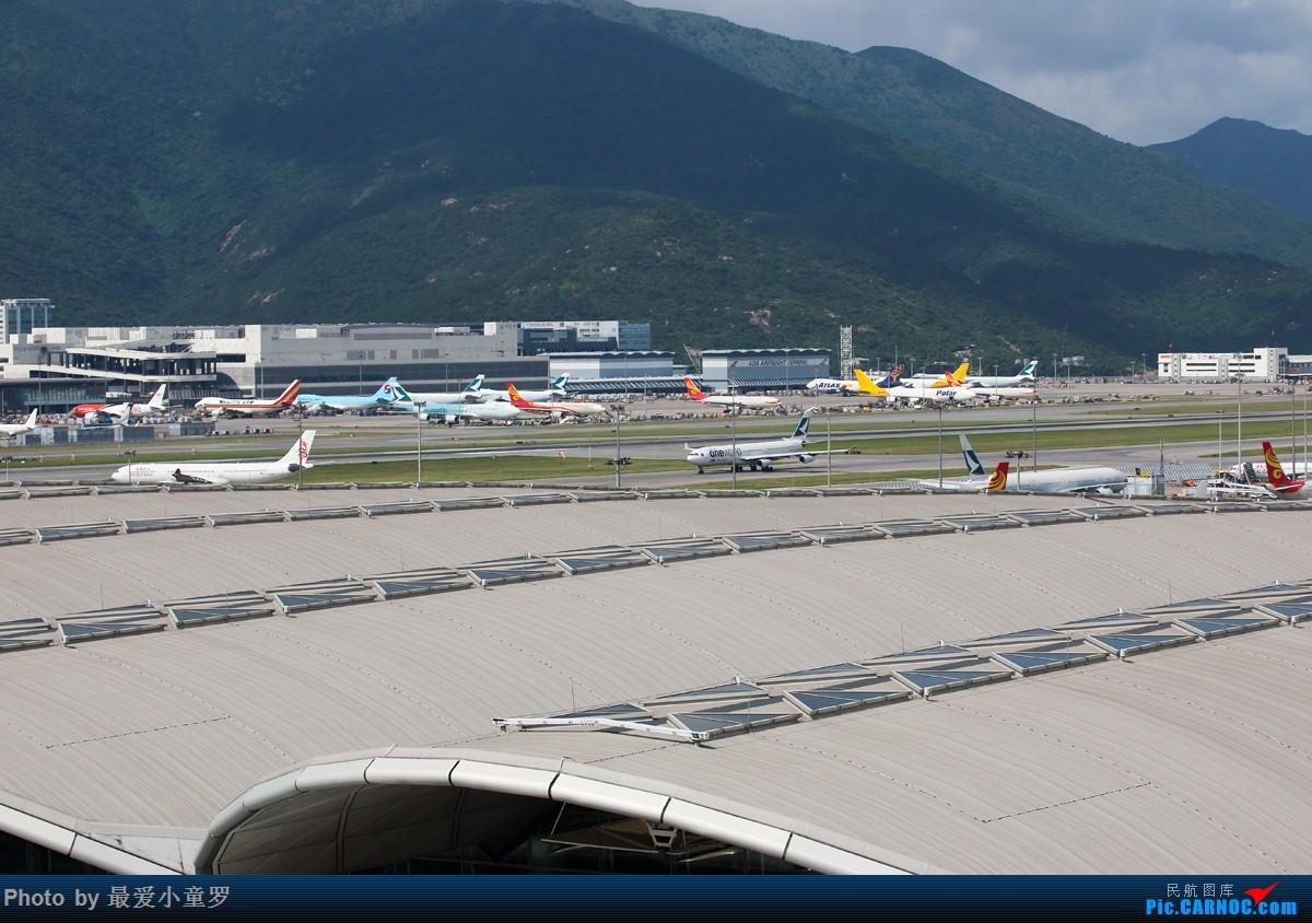 [原创]小童罗的毕业拍机之旅第二站——香港国际机场第一集    中国香港赤鱲角国际机场