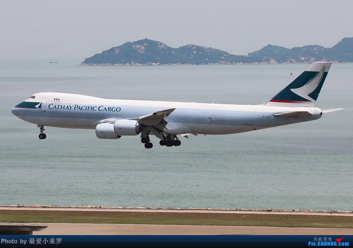 Re:[原创]小童罗的毕业拍机之旅第二站——香港国际机场第一集 BOEING 747-8I B-LJK 中国香港赤鱲角国际机场