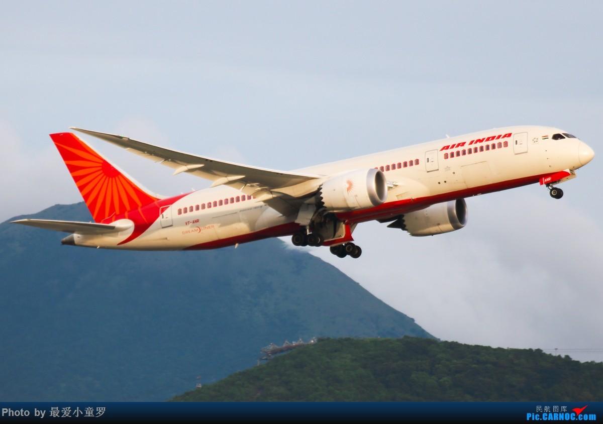 Re:[原创]小童罗的毕业拍机之旅第二站——香港国际机场第一集 BOEING 787-8 VT-ANR