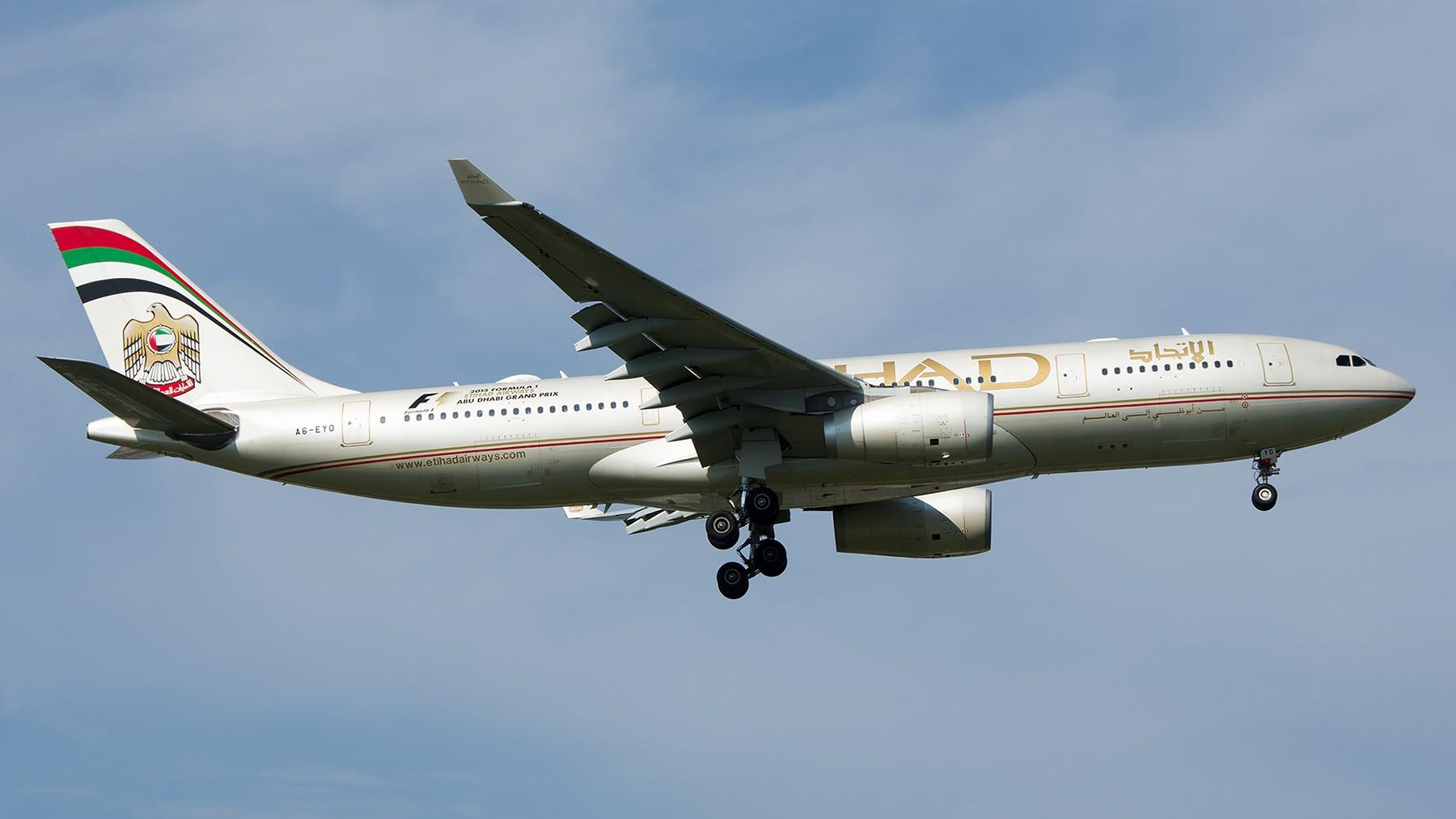 Re:[原创]终于放假了,出来冒个泡,随便发几张 AIRBUS A330-200 A6-EYO 中国北京首都国际机场