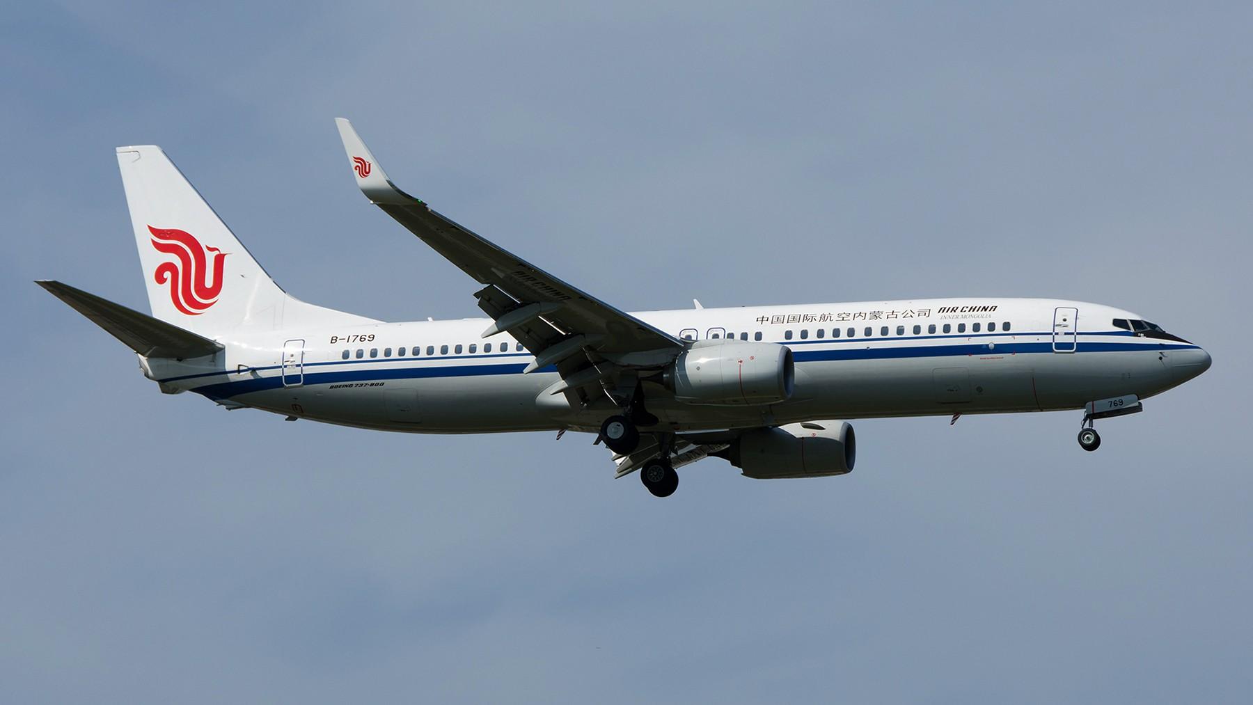 Re:[原创]终于放假了,出来冒个泡,随便发几张 BOEING 737-800 B-1769 中国北京首都国际机场