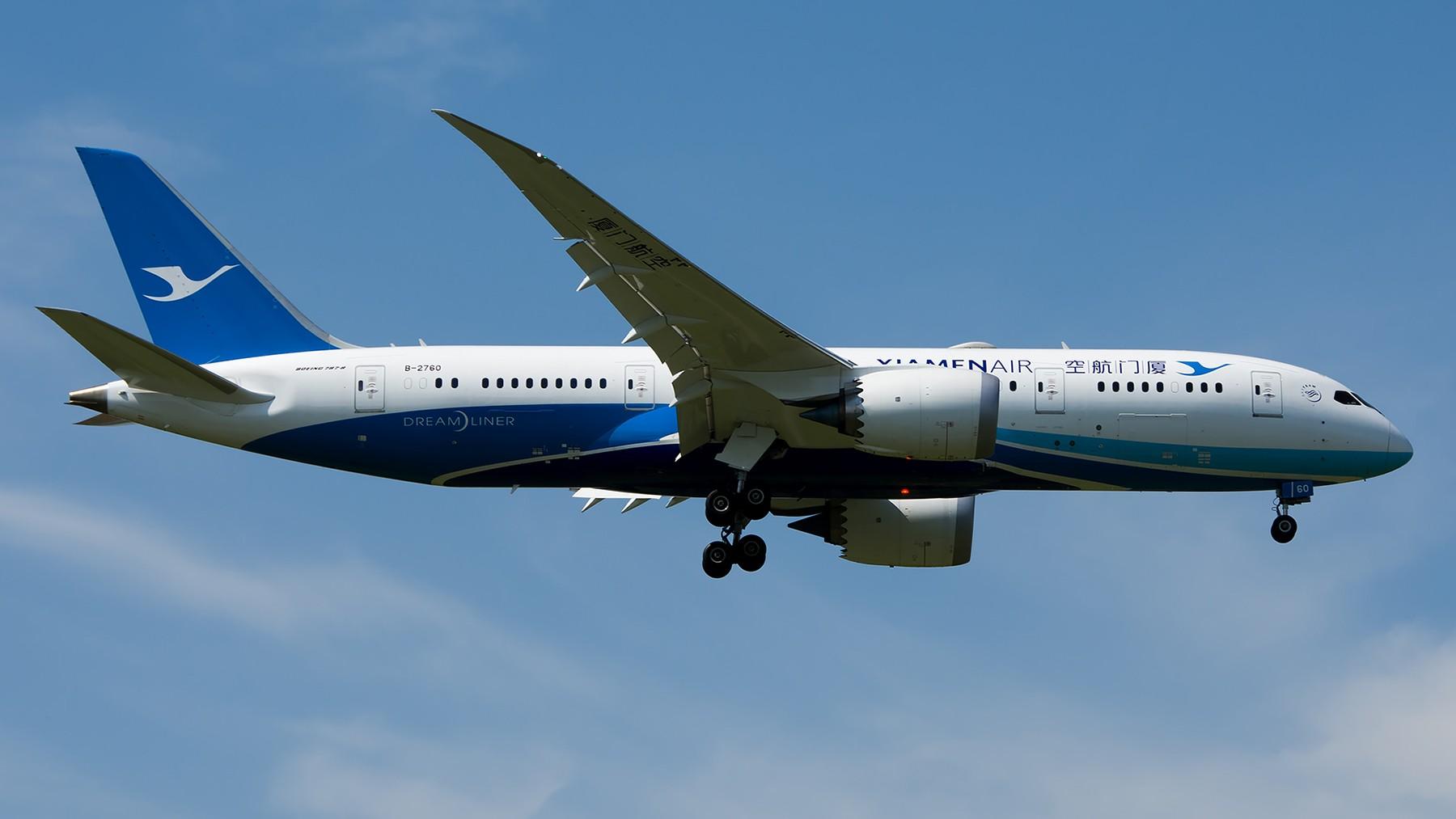 Re:[原创]终于放假了,出来冒个泡,随便发几张 BOEING 787-8 B-2760 中国北京首都国际机场
