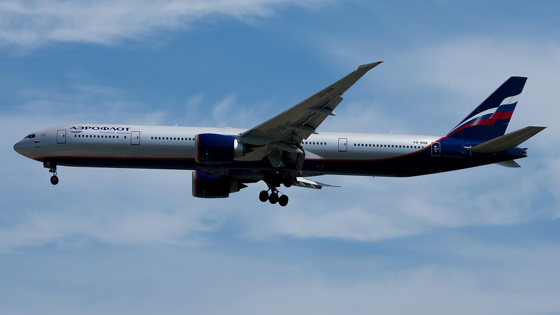 Re:[原创]终于放假了,出来冒个泡,随便发几张 BOEING 777-300ER VQ-BQB 中国北京首都国际机场