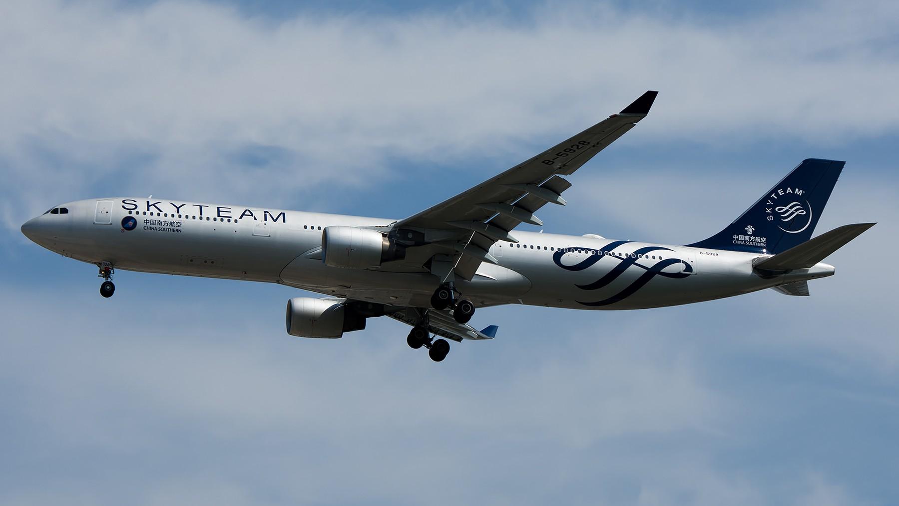 Re:[原创]终于放假了,出来冒个泡,随便发几张 AIRBUS A330-300 B-5928 中国北京首都国际机场