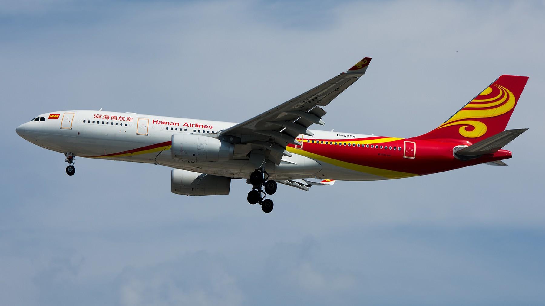 Re:[原创]终于放假了,出来冒个泡,随便发几张 AIRBUS A330-200 B-5955 中国北京首都国际机场