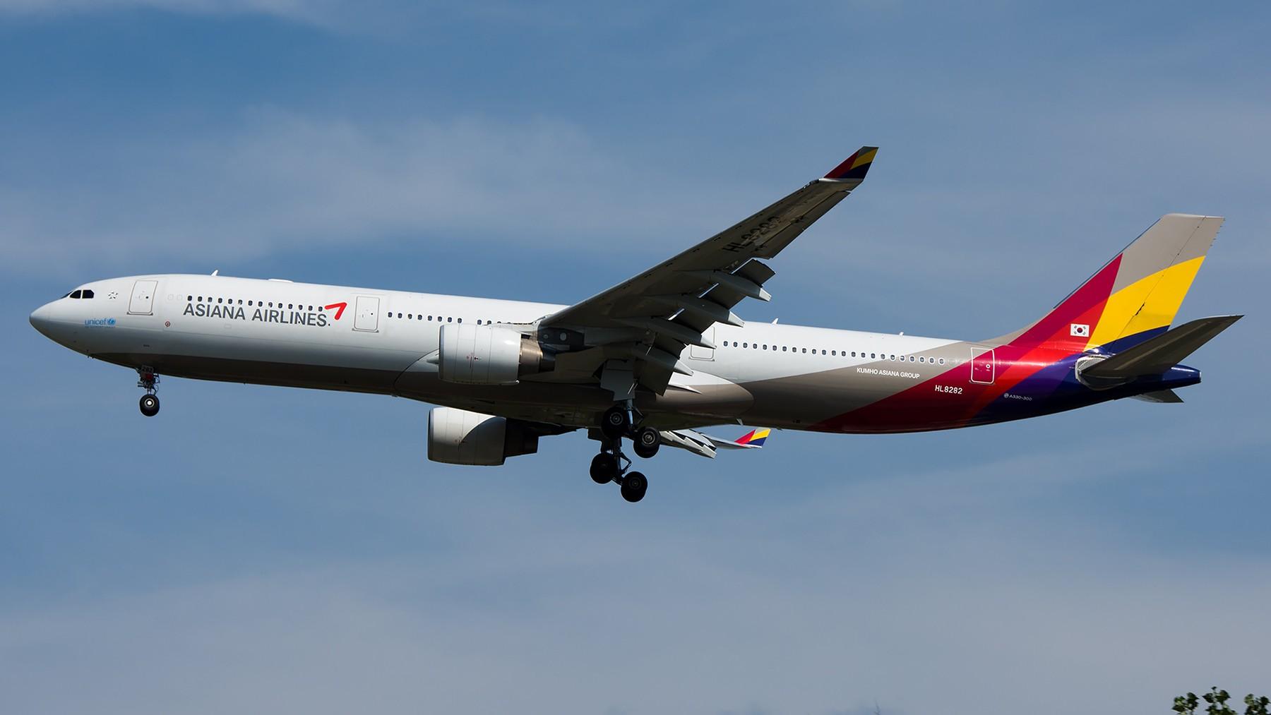 Re:[原创]终于放假了,出来冒个泡,随便发几张 AIRBUS A330-300 HL8282 中国北京首都国际机场