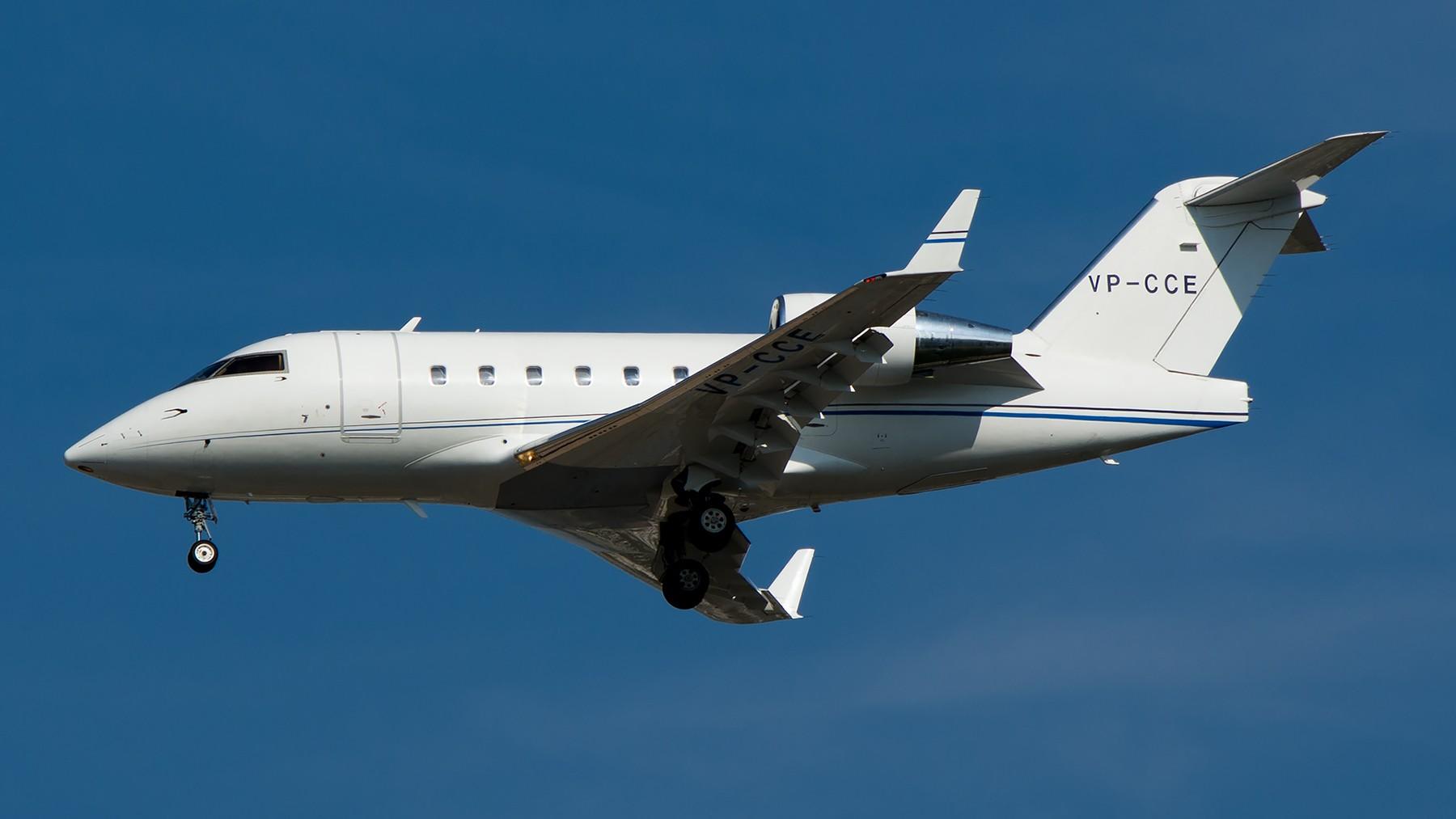 Re:[原创]终于放假了,出来冒个泡,随便发几张 BOMBARDIER CL-600 VP-CCE 中国北京首都国际机场