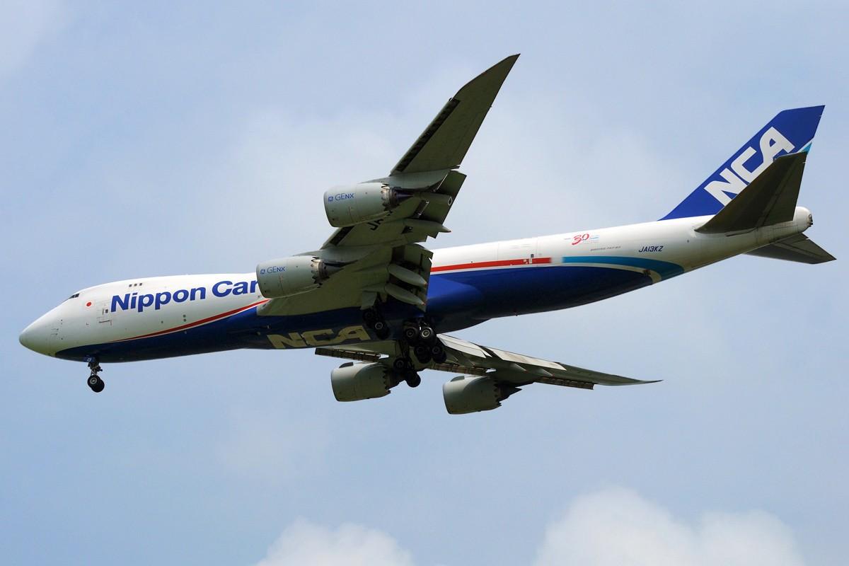 Re:[原创]上海这么好的天却不能去拍机简直太浪费了,只能发点渣图 BOEING 747-8KZF/SCD JA13KZ 中国上海浦东国际机场