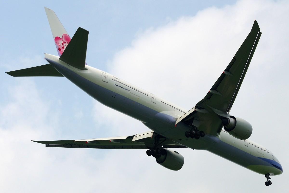 Re:[原创]上海这么好的天却不能去拍机简直太浪费了,只能发点渣图 BOEING 777-300ER B-18053 中国上海浦东国际机场