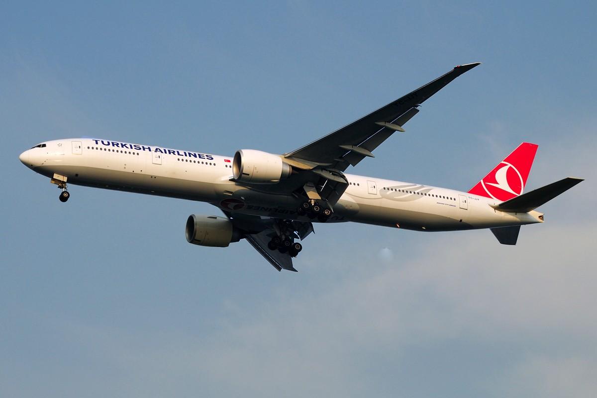 Re:[原创]上海这么好的天却不能去拍机简直太浪费了,只能发点渣图 BOEING 777-3F2/ER TC-JJY 中国上海浦东国际机场