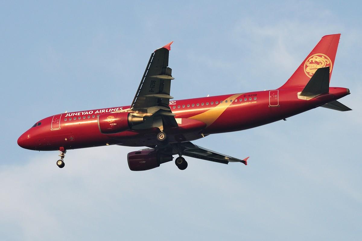 Re:[原创]上海这么好的天却不能去拍机简直太浪费了,只能发点渣图 AIRBUS A320-200 B-6298 中国上海浦东国际机场