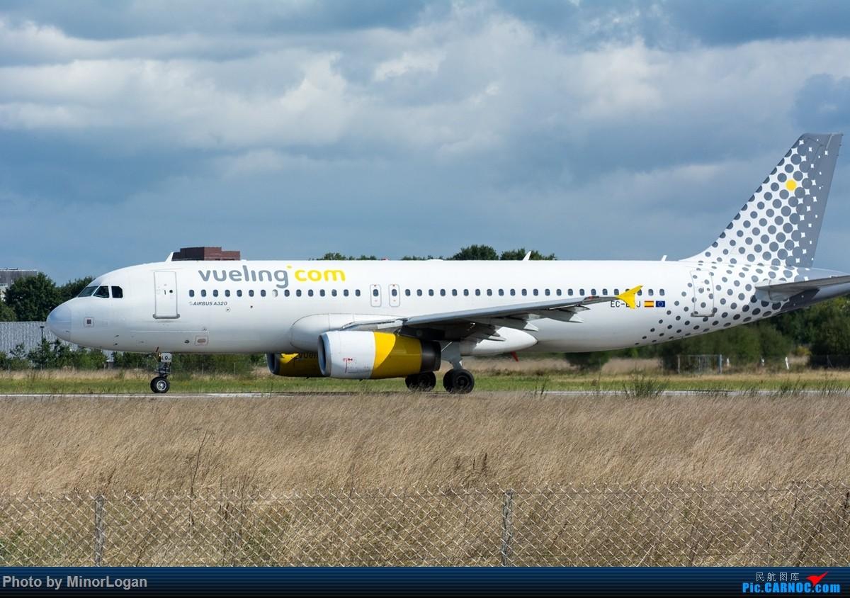 Re:[原创]异国他乡多变天,支线机场作战 AIRBUS A320-200 EC-LQJ 法国雷恩机场