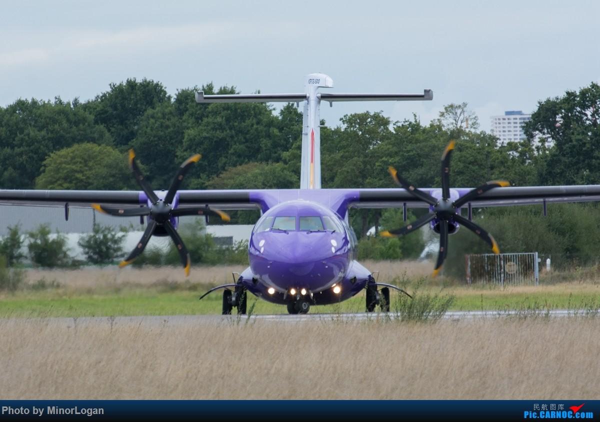 Re:[原创]异国他乡多变天,支线机场作战 ATR-72 EI-REL 法国雷恩机场