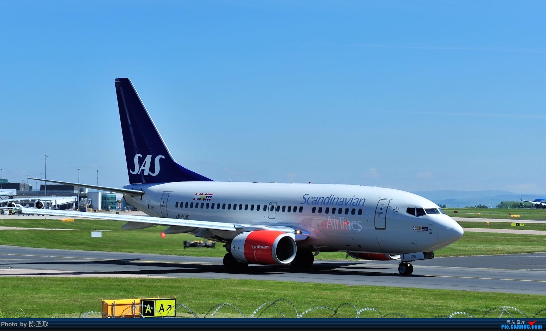 Re:[原创]迟来的6月曼城拍机图。廉价航空的天堂,曼彻斯特机场~ BOEING 737-683 LN-RRD 英国曼彻斯特机场