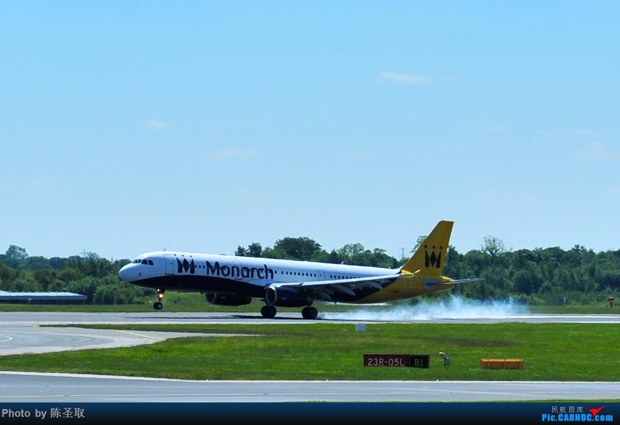Re:[原创]迟来的6月曼城拍机图。廉价航空的天堂,曼彻斯特机场~ AIRBUS A321-231 D-AIDN 英国曼彻斯特机场 英国曼彻斯特机场
