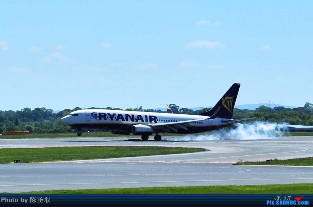 Re:[原创]迟来的6月曼城拍机图。廉价航空的天堂,曼彻斯特机场~ BOEING 737-8AS(W)  英国曼彻斯特机场