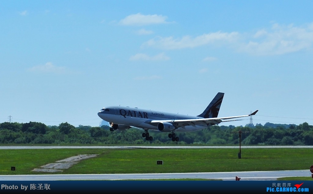 Re:[原创]迟来的6月曼城拍机图。廉价航空的天堂,曼彻斯特机场~ AIRBUS A330-202 A7-ACG 英国曼彻斯特机场