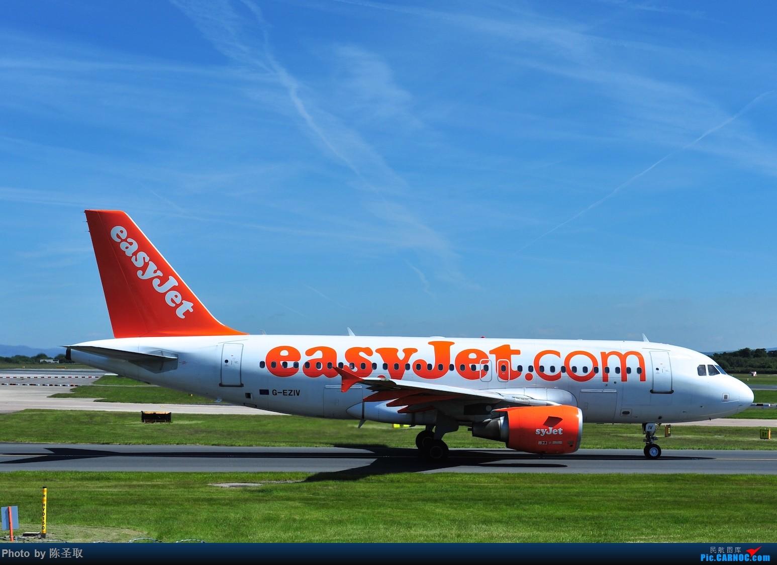 Re:[原创]迟来的6月曼城拍机图。廉价航空的天堂,曼彻斯特机场~ AIRBUS A319-111 G-EZIV 英国曼彻斯特机场