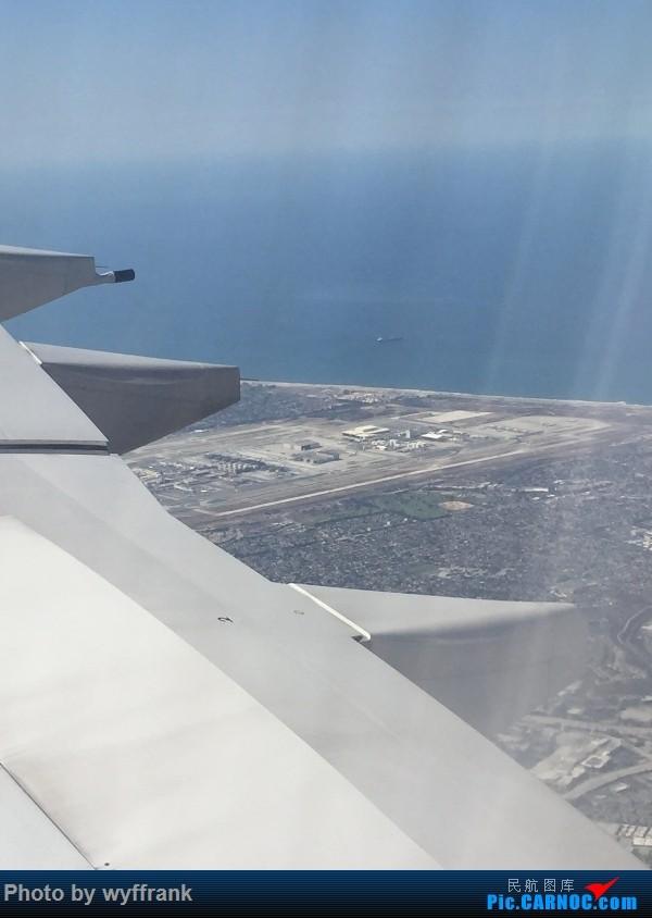 Re:[原创]奔赴美帝.论坛首发MU2855,NKG-LAX AIRBUS A330-200 B-5943