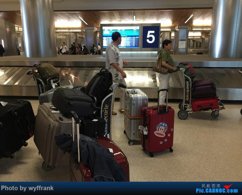 Re:[原创]奔赴美帝.论坛首发MU2855,NKG-LAX    美国洛杉矶机场