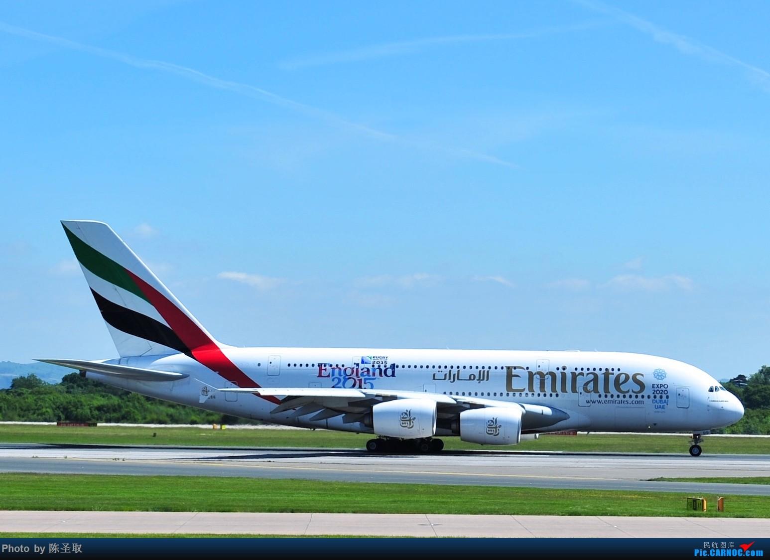 Re:[原创]迟来的6月曼城拍机图。廉价航空的天堂,曼彻斯特机场~ AIRBUS A380-861 A6-EDG 英国曼彻斯特机场