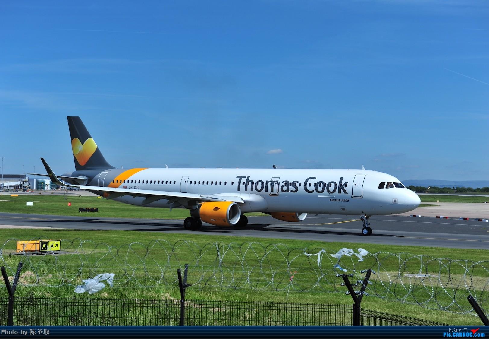 Re:[原创]迟来的6月曼城拍机图。廉价航空的天堂,曼彻斯特机场~ AIRBUS A321-211(W) G-TCDG 英国曼彻斯特机场