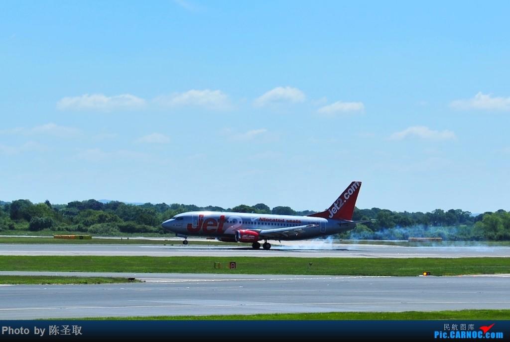 Re:[原创]迟来的6月曼城拍机图。廉价航空的天堂,曼彻斯特机场~ DE HAVILLAN CANADA DHC-8-402 G-JECR 英国曼彻斯特机场 英国曼彻斯特机场