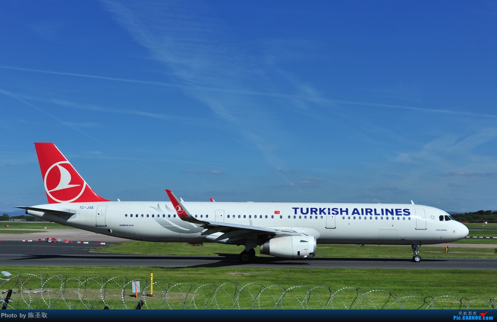 Re:[原创]迟来的6月曼城拍机图。廉价航空的天堂,曼彻斯特机场~ AIRBUS A321-231 TC-JSE 英国曼彻斯特机场