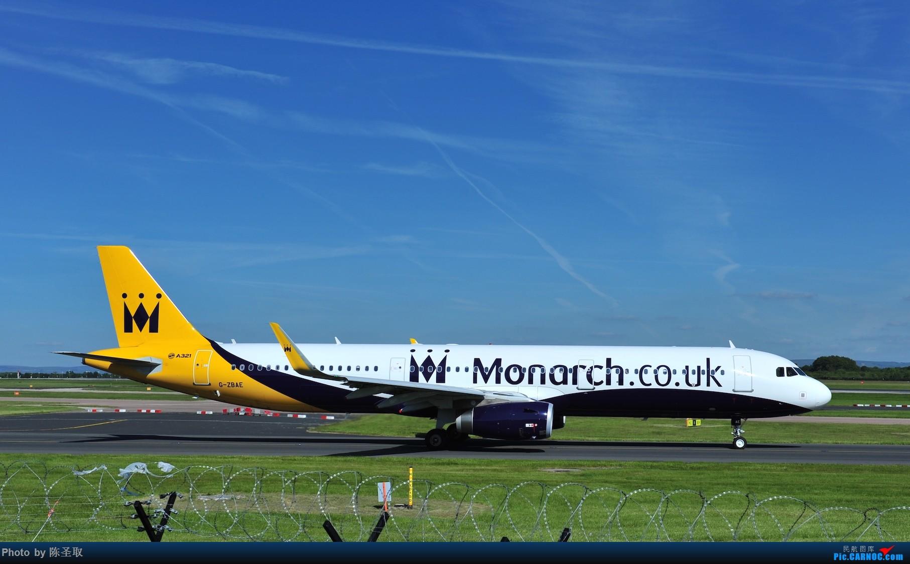 Re:[原创]迟来的6月曼城拍机图。廉价航空的天堂,曼彻斯特机场~ AIRBUS A321-231 G-ZBAE 英国曼彻斯特机场