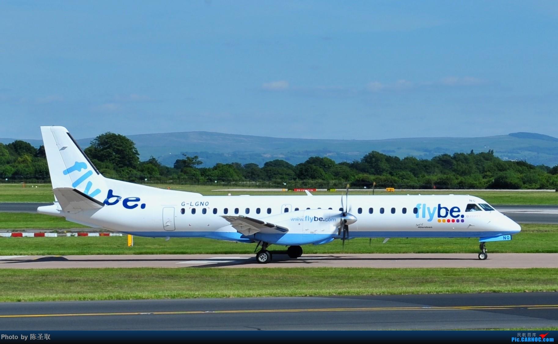 Re:[原创]迟来的6月曼城拍机图。廉价航空的天堂,曼彻斯特机场~ SAAB SCANIA 2000 G-LGNO 英国曼彻斯特机场