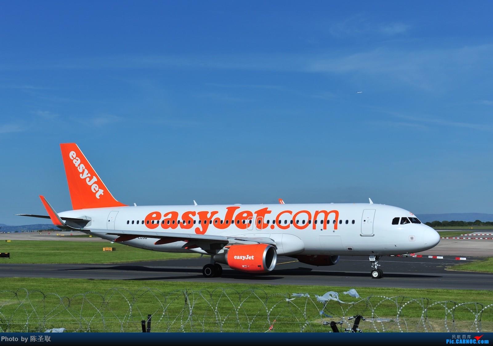 Re:[原创]迟来的6月曼城拍机图。廉价航空的天堂,曼彻斯特机场~ AIRBUS A320-214(W) G-EZOD 英国曼彻斯特机场