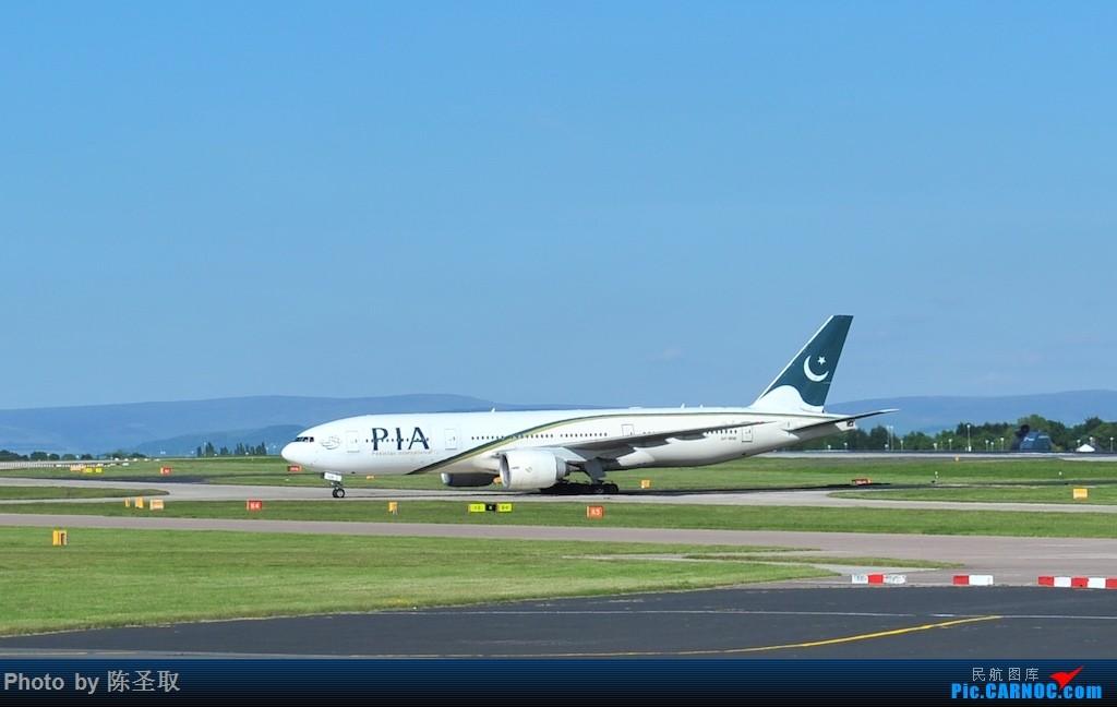 Re:[原创]迟来的6月曼城拍机图。廉价航空的天堂,曼彻斯特机场~ BOEING 777-200LR  英国曼彻斯特机场