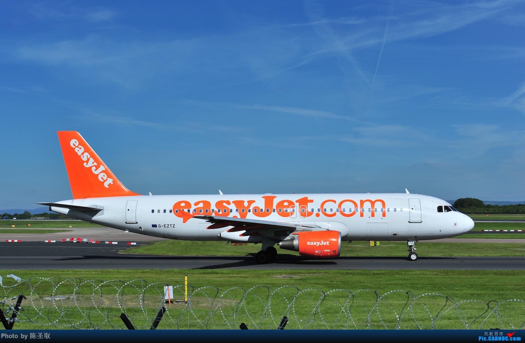 Re:[原创]迟来的6月曼城拍机图。廉价航空的天堂,曼彻斯特机场~ AIRBUS A320-214 G-EZTZ 英国曼彻斯特机场