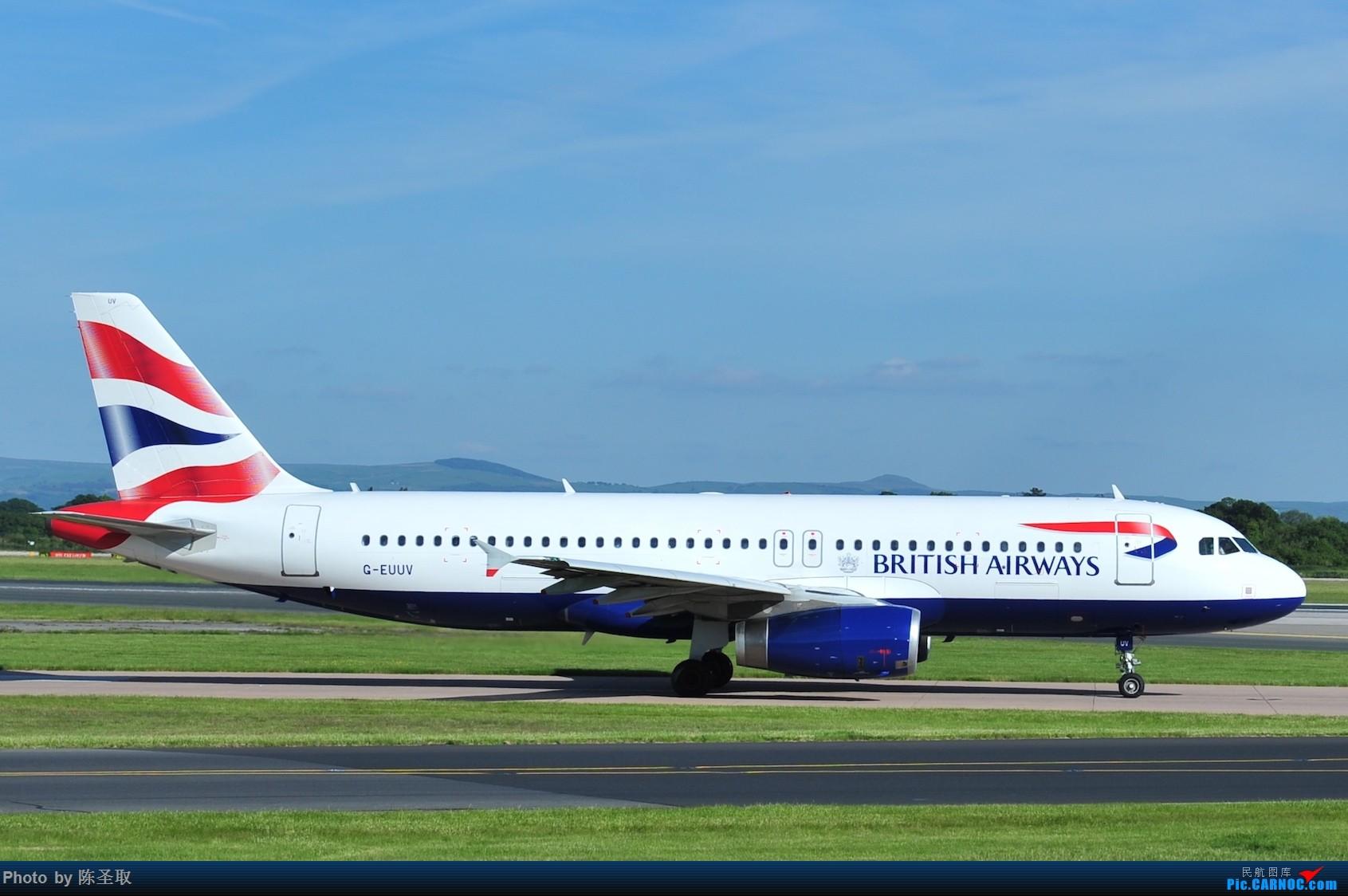 Re:[原创]迟来的6月曼城拍机图。廉价航空的天堂,曼彻斯特机场~ AIRBUS A320-232 G-EUUV 英国曼彻斯特机场