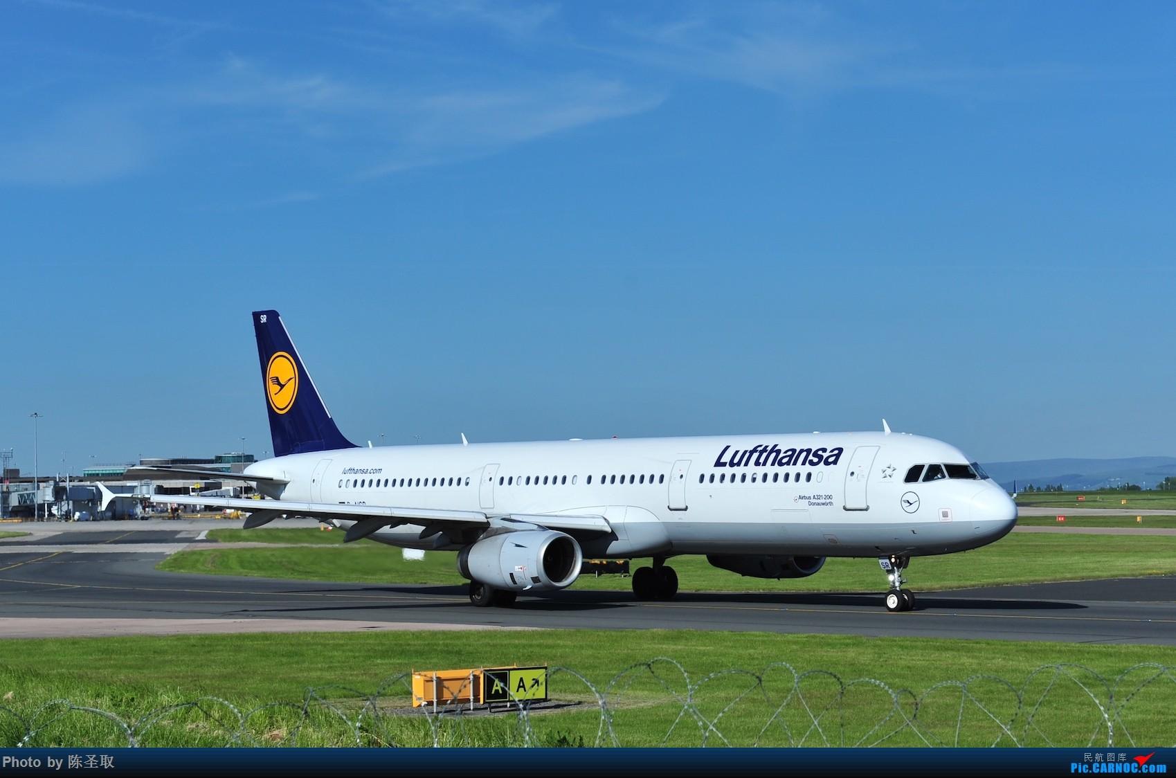 Re:[原创]迟来的6月曼城拍机图。廉价航空的天堂,曼彻斯特机场~ AIRBUS A321-231 D-AISR 英国曼彻斯特机场