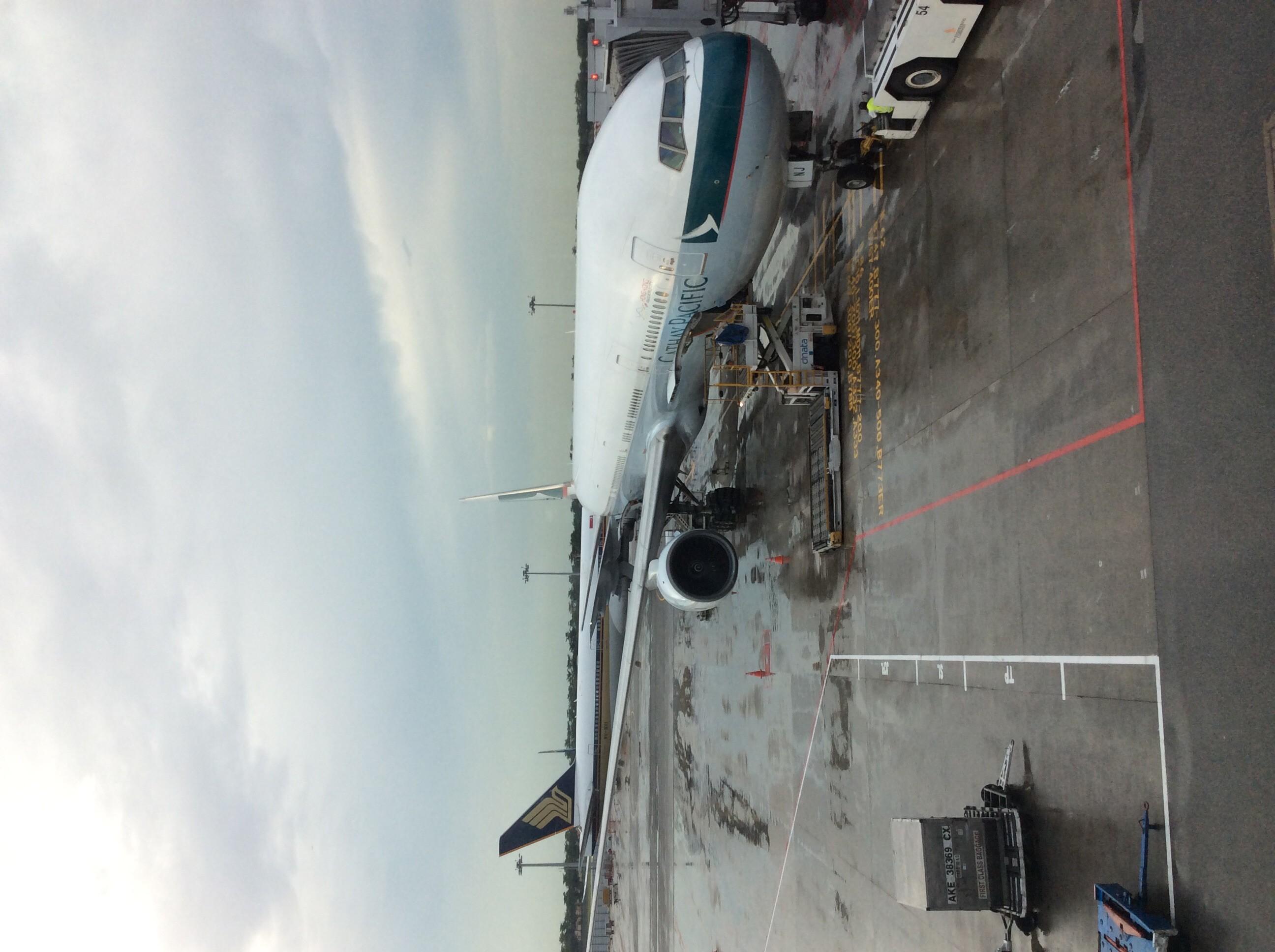 [原创]SIN的天气棒棒哒(图片可能略大,建议用移动设备浏览)    新加坡樟宜机场