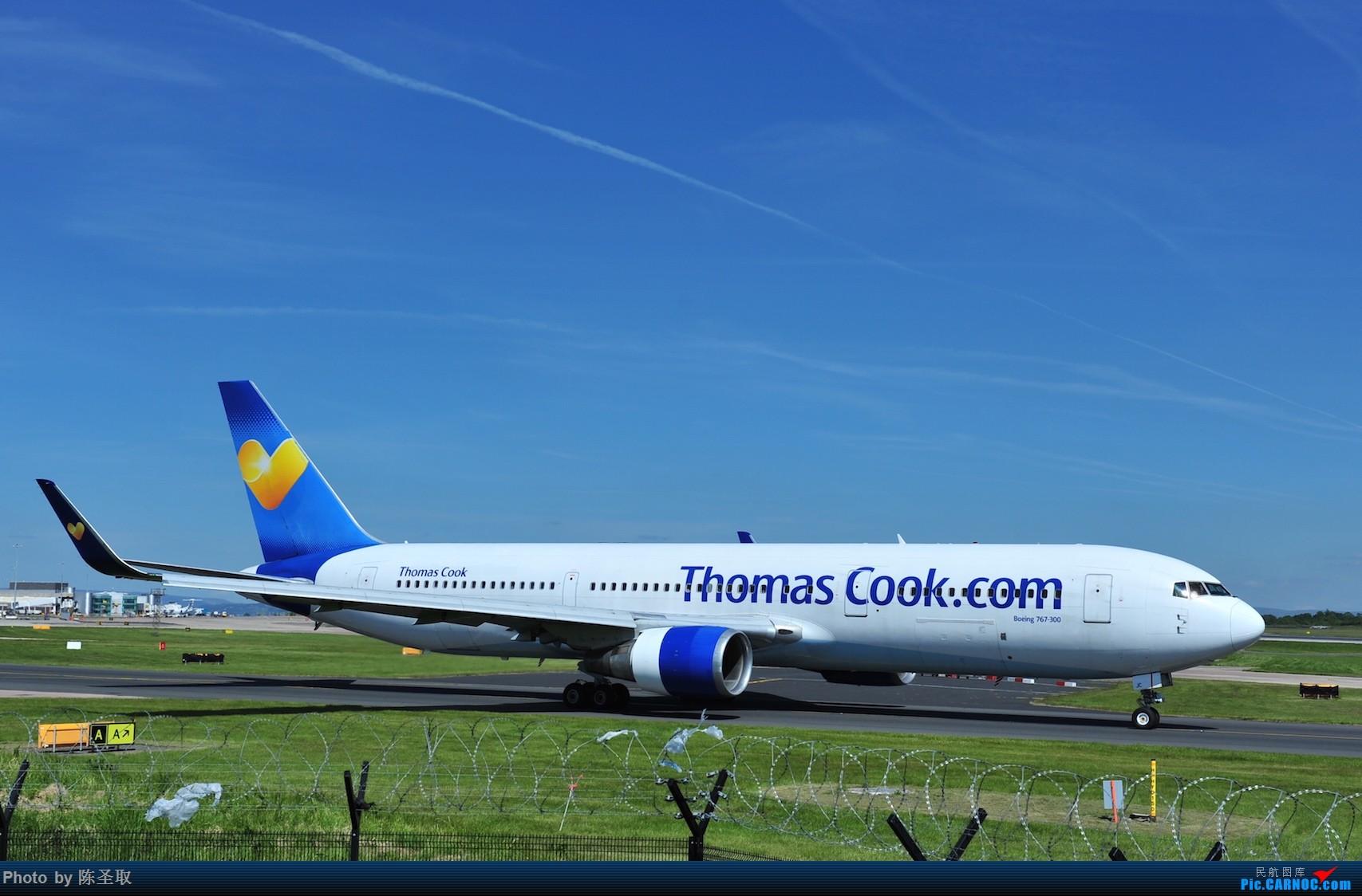 Re:[原创]迟来的6月曼城拍机图。廉价航空的天堂,曼彻斯特机场~ BOEING 767-300  英国曼彻斯特机场