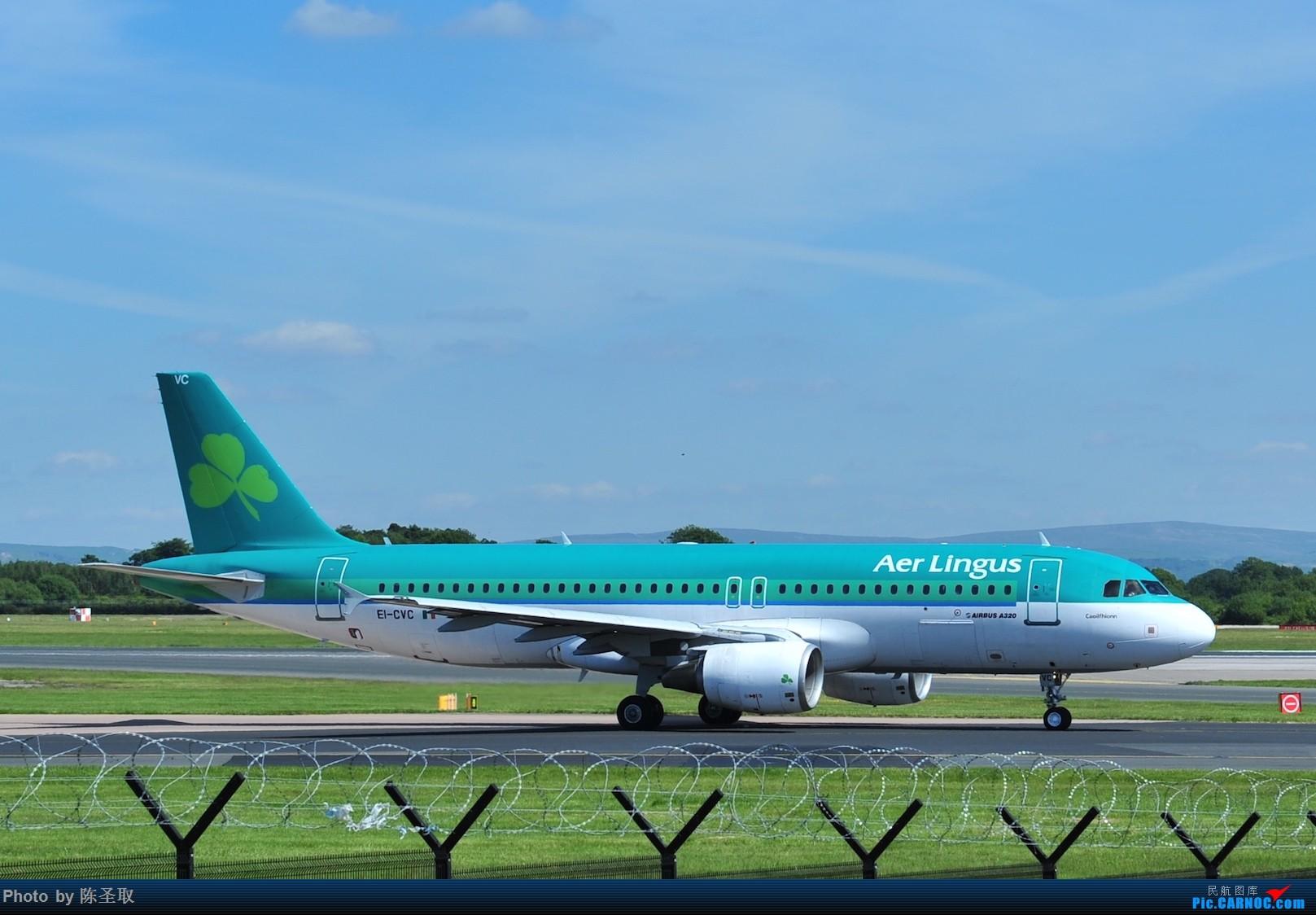 Re:[原创]迟来的6月曼城拍机图。廉价航空的天堂,曼彻斯特机场~ AIRBUS A320-214 EI-CVC 英国曼彻斯特机场
