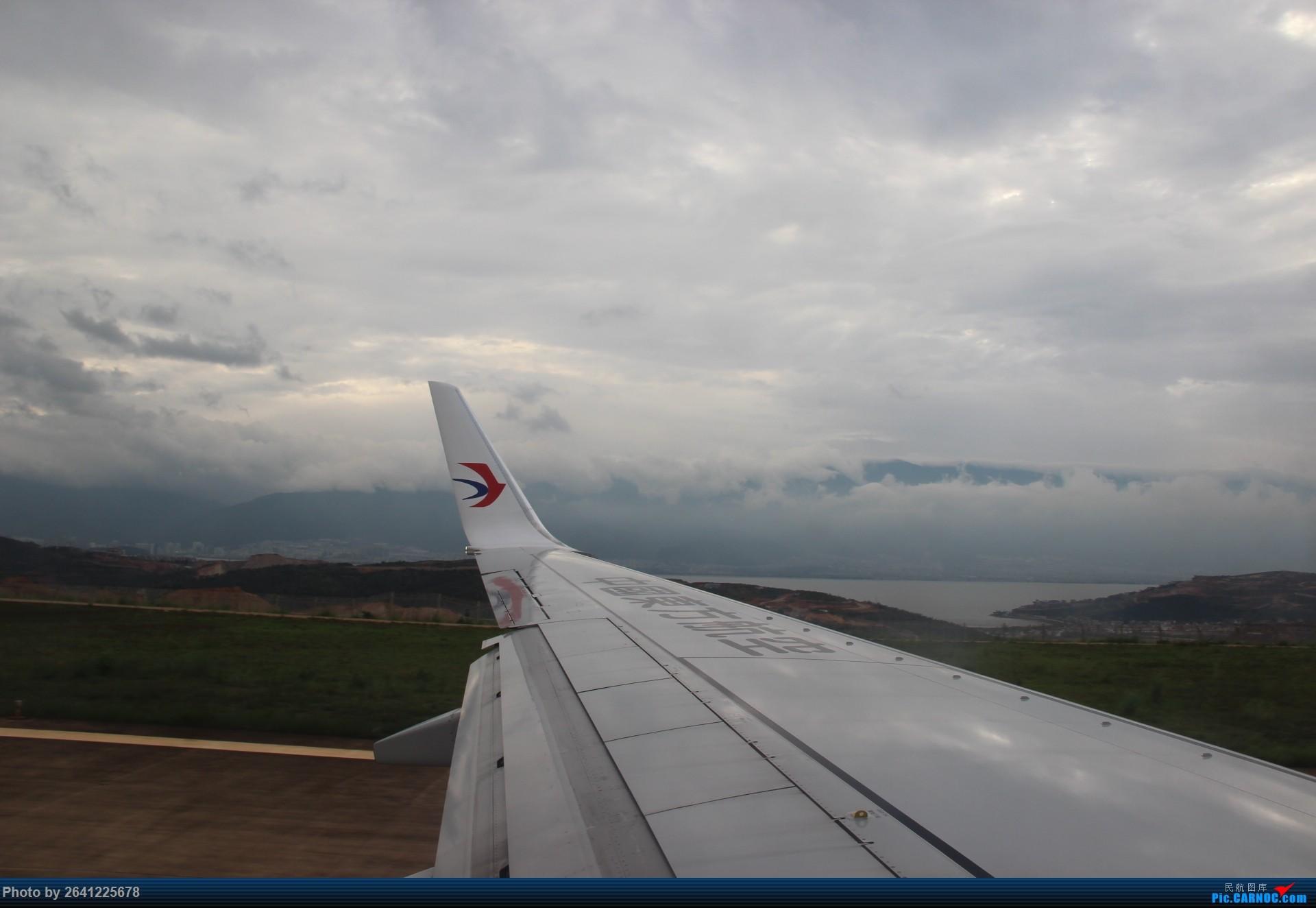 Re:[原创]【LUM】好久没发图,来一发 BOEING 737-700 B-5817 中国大理机场