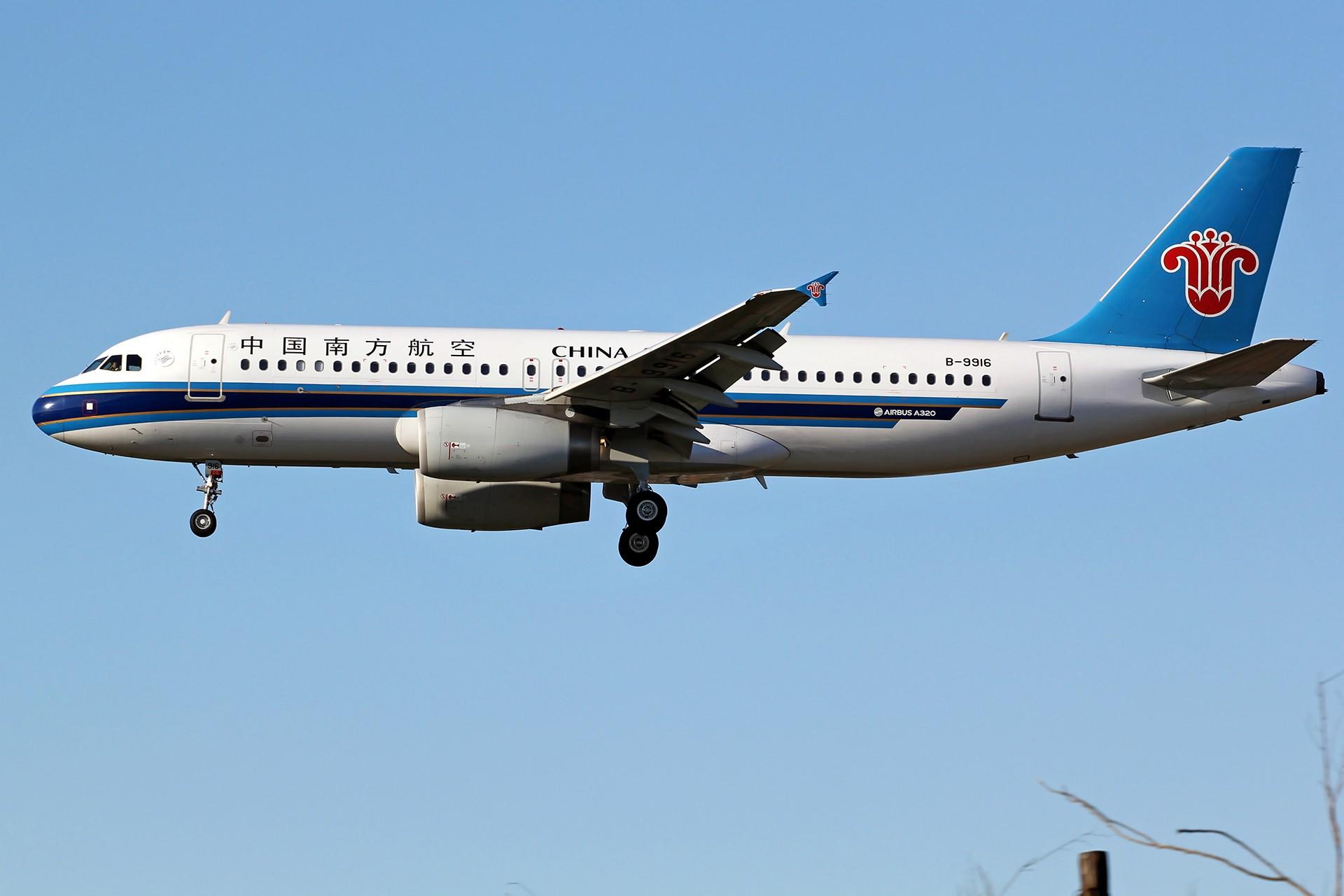 Re:[原创][DLC]。。。降落一组。。。 AIRBUS A320-200 B-9916 中国大连国际机场