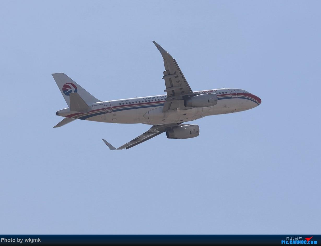 Re:[原创]西宁,成都,重庆三地拍机 AIRBUS A319-100 B-6457 中国重庆江北国际机场