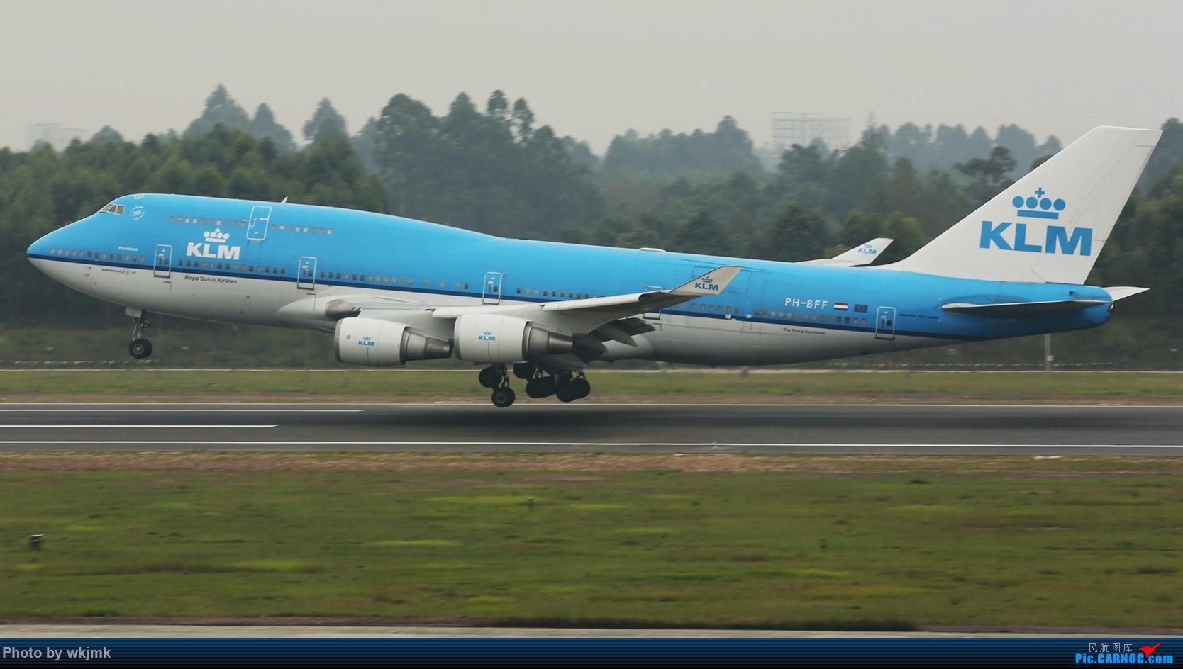 Re:[原创]西宁,成都,重庆三地拍机 BOEING 747-400 B-6071 中国成都双流国际机场