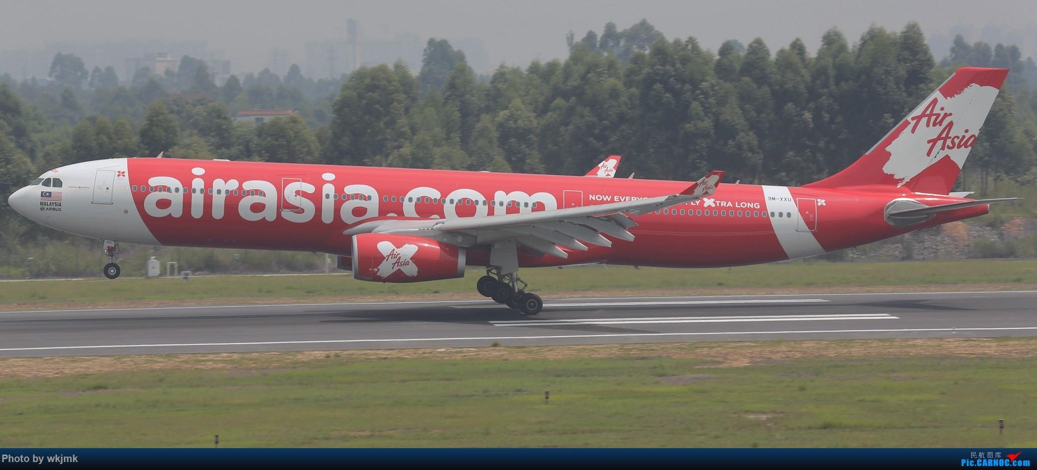 Re:[原创]西宁,成都,重庆三地拍机 AIRBUS A330-300 9V-XXU 中国成都双流国际机场
