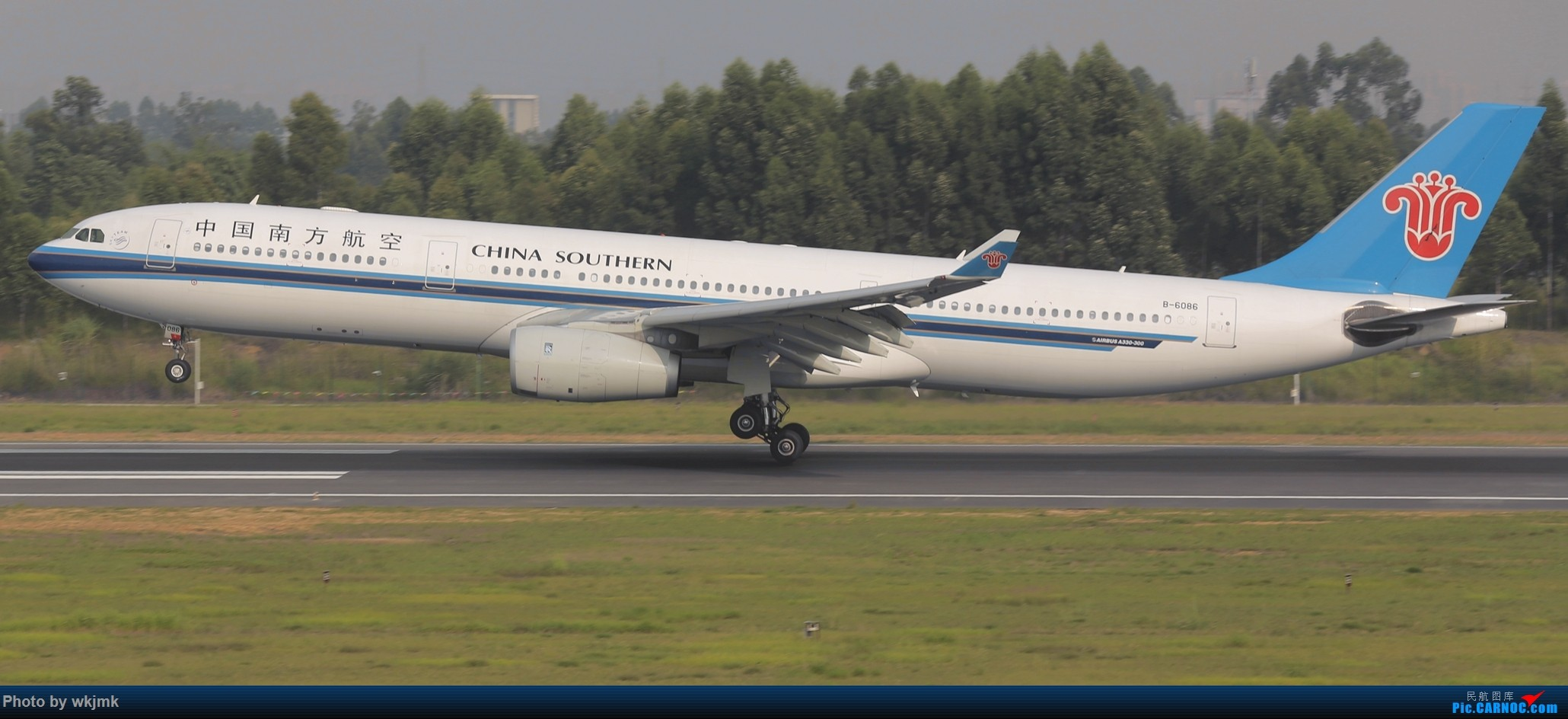 Re:[原创]西宁,成都,重庆三地拍机 AIRBUS A330-300 B-6086 中国成都双流国际机场