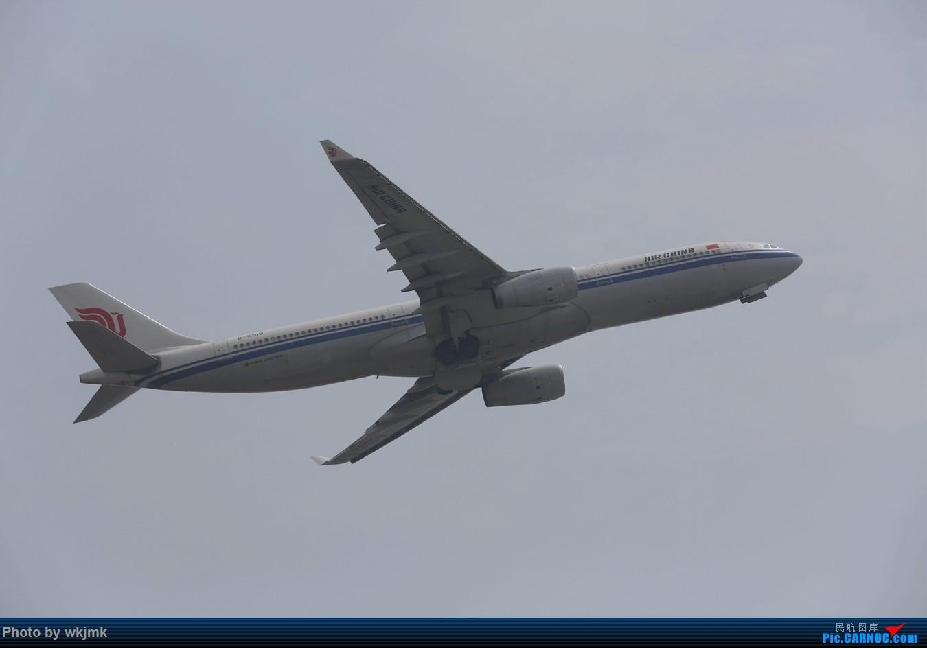 Re:[原创]西宁,成都,重庆三地拍机 AIRBUS A330-300 B-5919 中国重庆江北国际机场