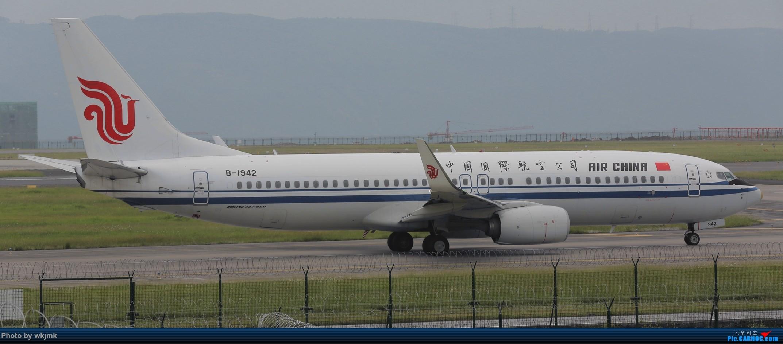 Re:[原创]西宁,成都,重庆三地拍机 BOEING 737-800 B-1942 中国重庆江北国际机场